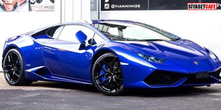 ABD'de korona yardımıyla Lamborghini alan adamın keyfi kısa sürdü!