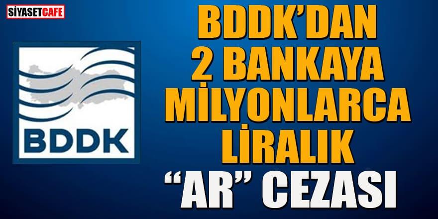BDDK, HSBC ve Albaraka Türk Katılım Bankası'na 'AR' cezası kesti