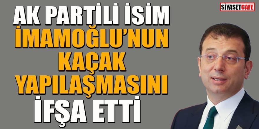 AK Partili Bayram Şenocak: Yine çevre katliamı, yine EkoFelaket!
