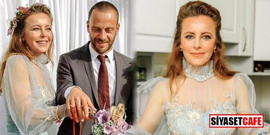 Ünlü oyuncu Vildan Atasever düğününe günler kala evlenmekten vazgeçti