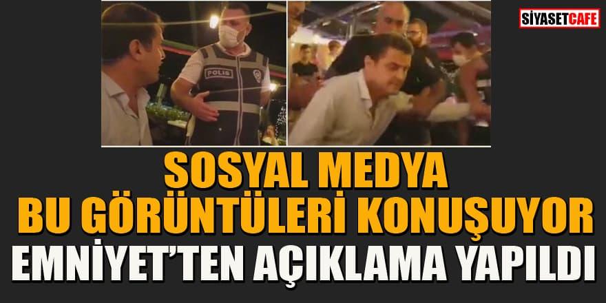 Hatay Barosu Başkanı Ekrem Dönmez'in gözaltına alınması hakkında Emniyet'ten açıklama