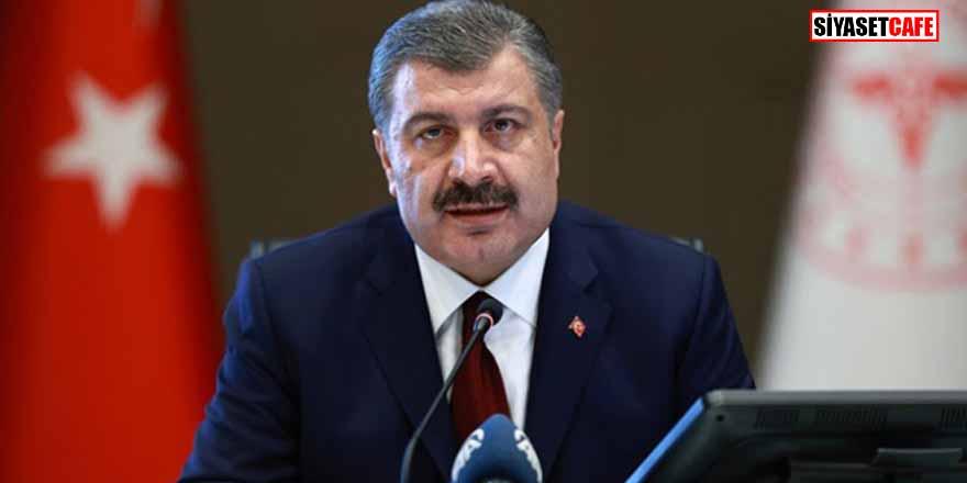 Bakanı Koca'dan il sağlık müdürlerine bayram uyarıları