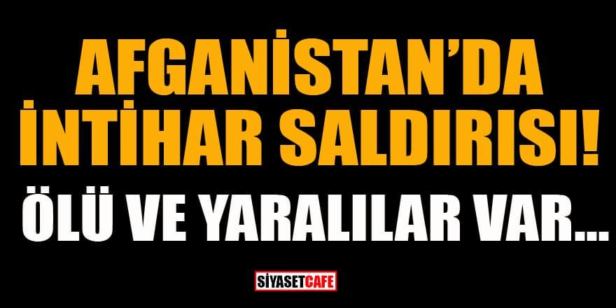 Afganistan'da bomba yüklü araçla saldırı: Ölü ve yaralılar var...