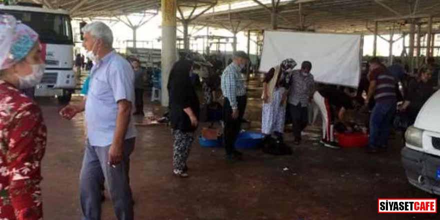 Gaziantep'te kurban derisi kavgası! Yaralılar var! 6 kişi gözaltına alındı