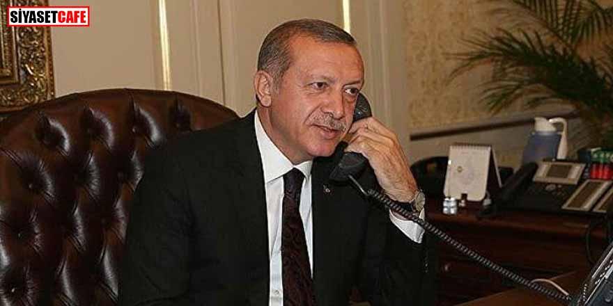 Erdoğan diğer liderlerle bayramlaştı