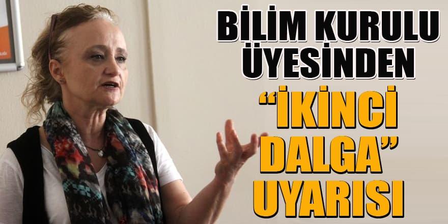 """Bilim Kurulu Üyesi Prof. Dr. Taşova: Vaka sayısı """"ikinci dalgada"""" daha da artacak"""