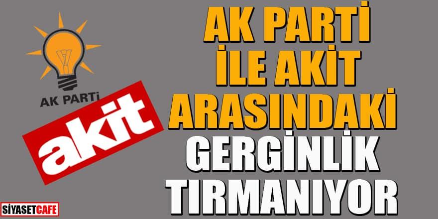 AK Parti-Akit gerilimi tırmanıyor! Şimdi de Ali Karahasanoğlu KADEM'i hedef aldı