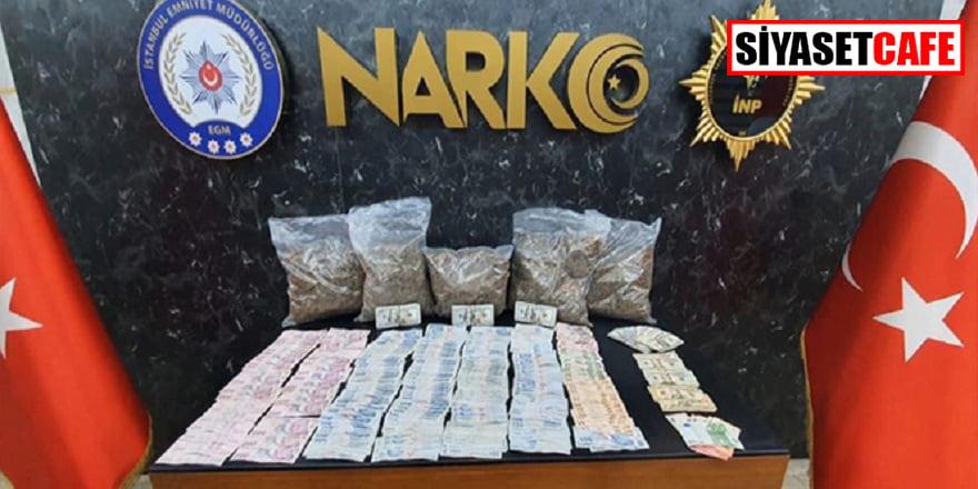 İstanbul'daki uyuşturucu operasyonunda 7 şüpheli yakalandı