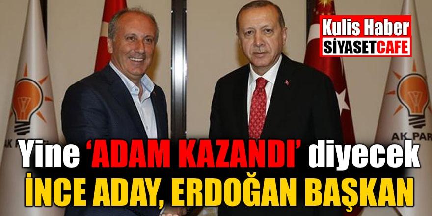 Muharrem İnce'nin adaylığı Erdoğan'a seçim kazandırır mı?
