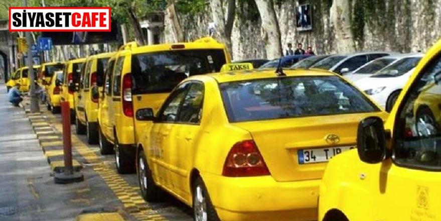 Taksilerde yeni dönem: Müşteriler puan verecek!