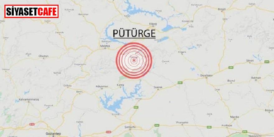 Malatya depreminde 6 ev ağır hasarlı