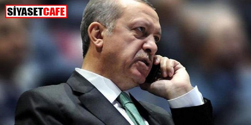 """Erdoğan Lübnanlı mevkidaşına """"yardıma hazırız"""" dedi"""