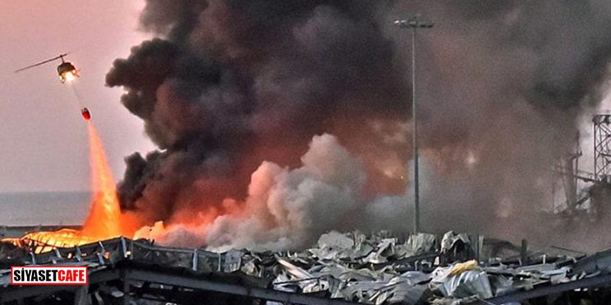 Beyrut'u kana bulayan büyük patlamayı DEAŞ üstlendi