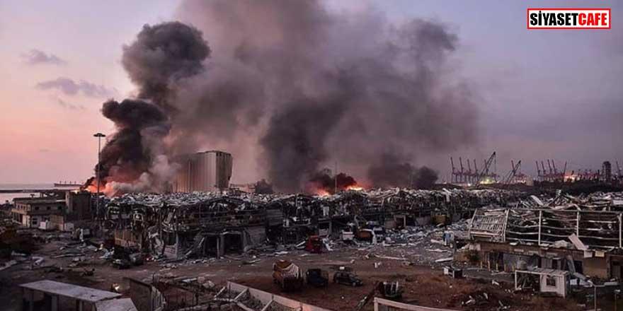 Beyrut'ta ölü sayısı arttı! Sağlık Bakanı korkunç detayı verdi: Onlarca kişi kayıp