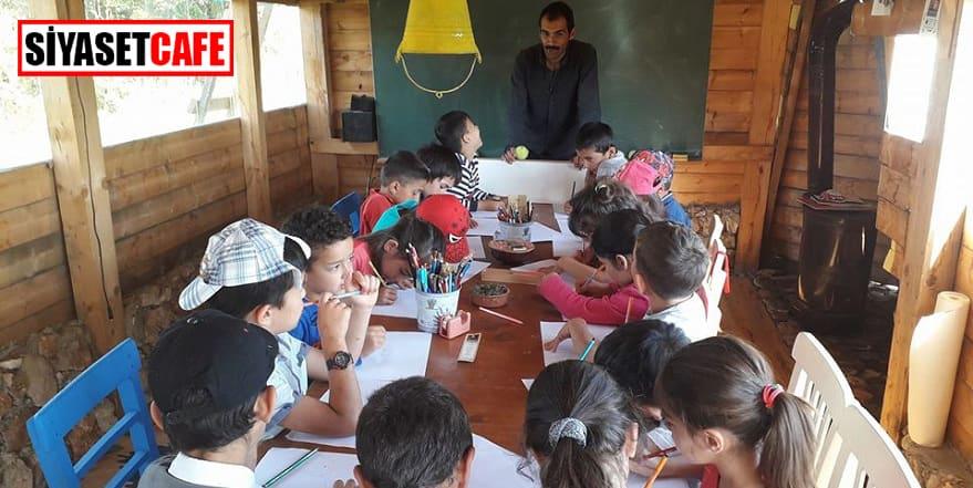 Türkiye'nin ilk çizgi film okulu Kaş'da