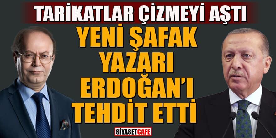 Yeni şafak yazarı Kaplan, İstanbul Sözleşmesi üzerinden Erdoğan ve KADEM'i hedefe koydu