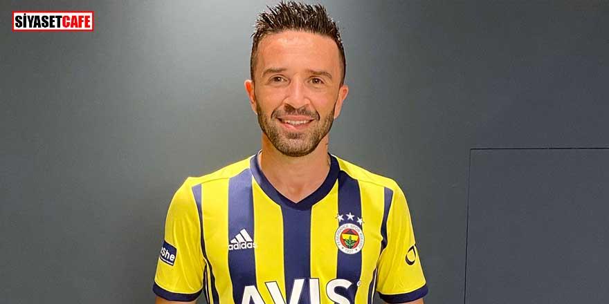 Fenerbahçe ikinci transferini açıkladı! Gökhan Gönül resmen Fenerbahçe'de