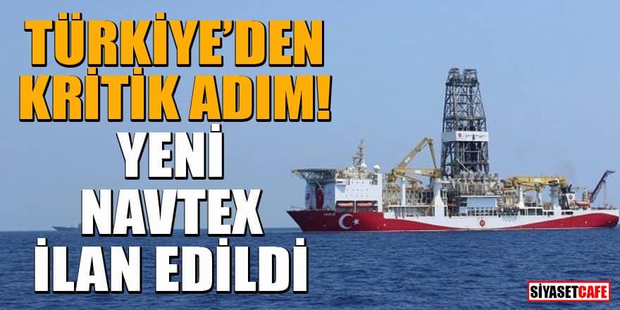 Yunanistan ile Mısır'ın sözde anlaşmasından sonra Türkiye yeni NAVTEX ilan etti