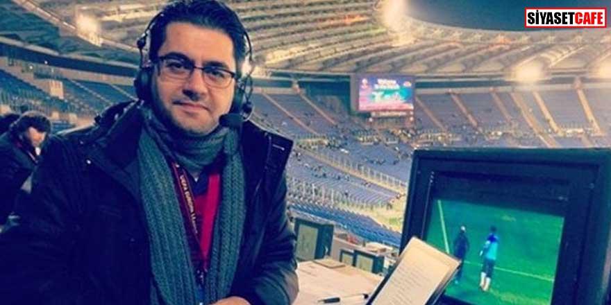 Ünlü spor spikeri Emre Gönlüşen hayatını kaybetti