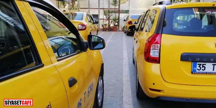 İzmir'de taksilere zam geldi! Kilometre ücreti 4.30 TL'ye yükseldi