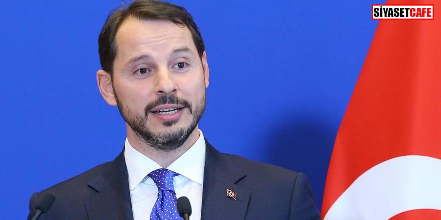 Bakan Albayrak: Türkiye, üst lige çıkma hedefinden sapmıyor