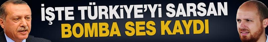 Erdoğan ile oğlunun bomba ses kaydı internete düştü