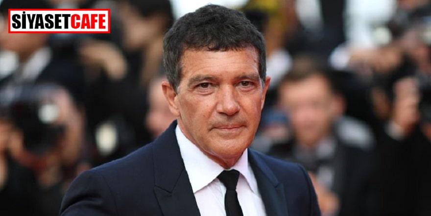Dünyaca ünlü aktör Banderas'a koronavirüs şoku!