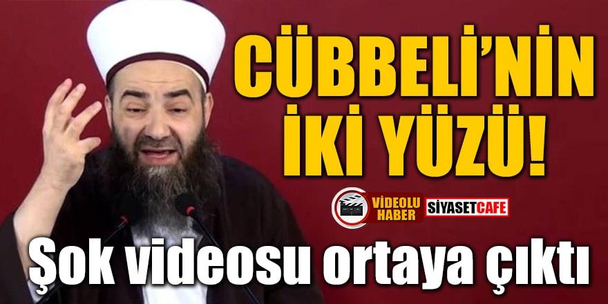 Cübbeli'nin iki yüzü! Şok videosu ortaya çıktı