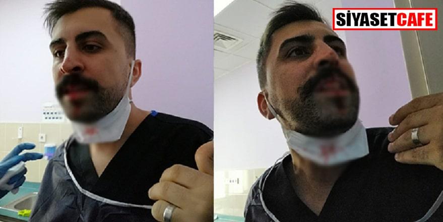 Yine sağlıkçıya şiddet! Bu sefer erkek hemşireye saldırdılar!