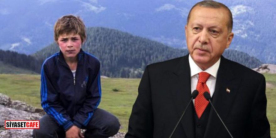 Erdoğan o şiiri bu kez Eren Bülbül için okudu