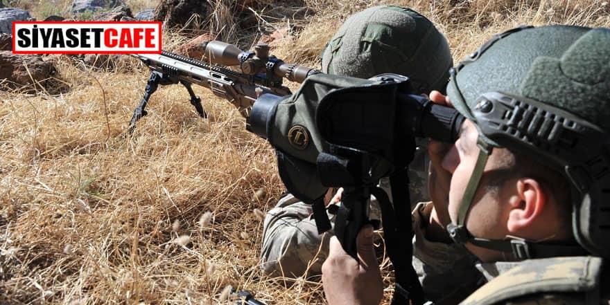 MSB'den teröristlere geçit yok, 3 PKK'lı daha etkisiz hale getirildi