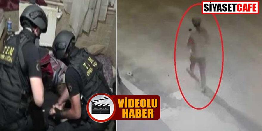 Eylem hazırlığındaki DEAŞ'lı terörist Bursa'da yakalandı