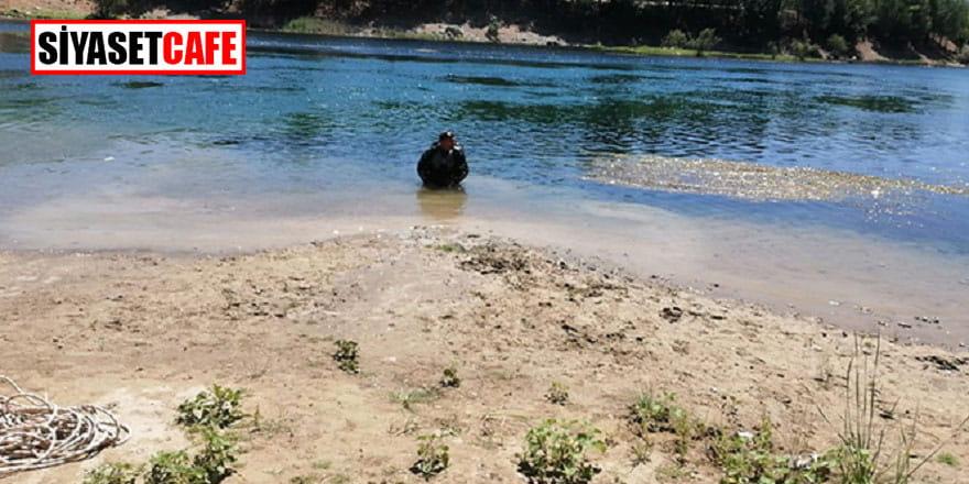 Baraj göletine giren polis boğuldu