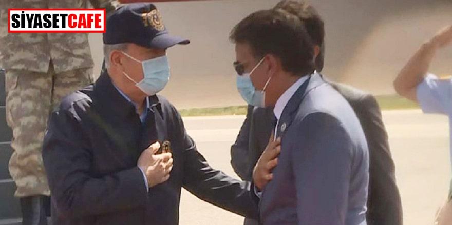 Savunma Bakanı Akar ve Orgeneral Güler Libya'ya gitti