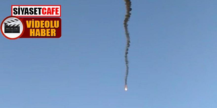 Suriye'de hareketli dakikalar, 2 Rus keşif uçağı düşürüldü!