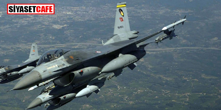 Irak'ta 8 PKK'lı etkisiz hale getirildi