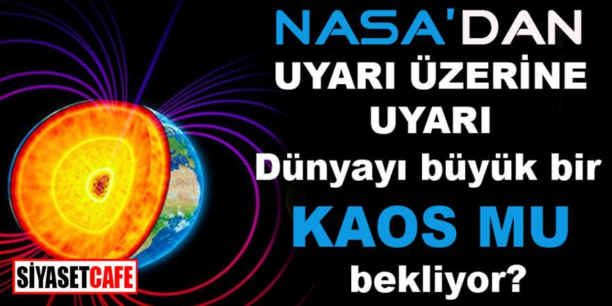 NASA'dan acil kodu ile uyarı üzerine uyarı geliyor. Dünyayı büyük bir kaos mu bekliyor?