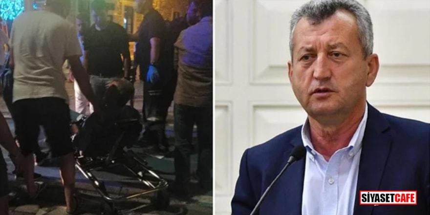 CHP'li eski başkan yemek yediği restoranda silahlı saldırıya uğradı