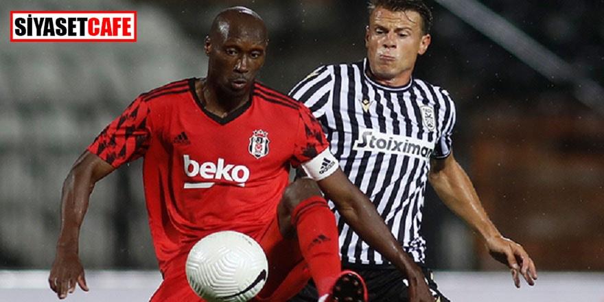 Beşiktaş'tan Şampiyonlar Ligi'ne erken veda: 3-1