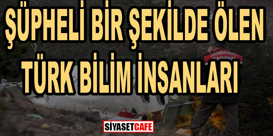 Şüpheli şekilde ölen Türk bilim insanları ve Toryum Projesi