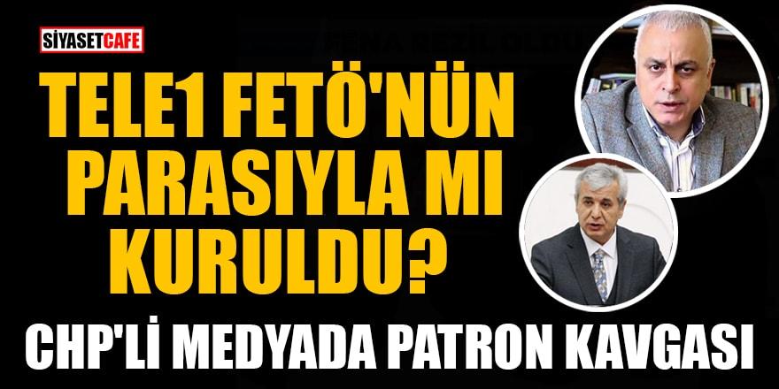 """Yurt gazetesi sahibinden TELE1'e """"FETÖ parasıyla kuruldu"""" iddiası"""