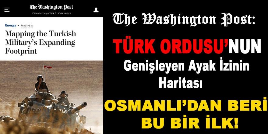 """The Washington Post'tan çarpıcı Türkiye analizi: """"Osmanlı'dan beri bu bir ilk"""""""