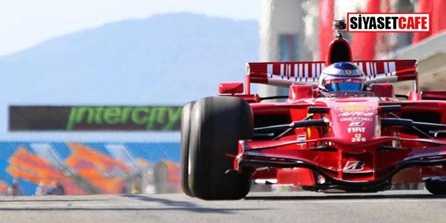 Formula 1 ile Türkiye'ye 50 milyon dolar döviz girişi bekleniyor