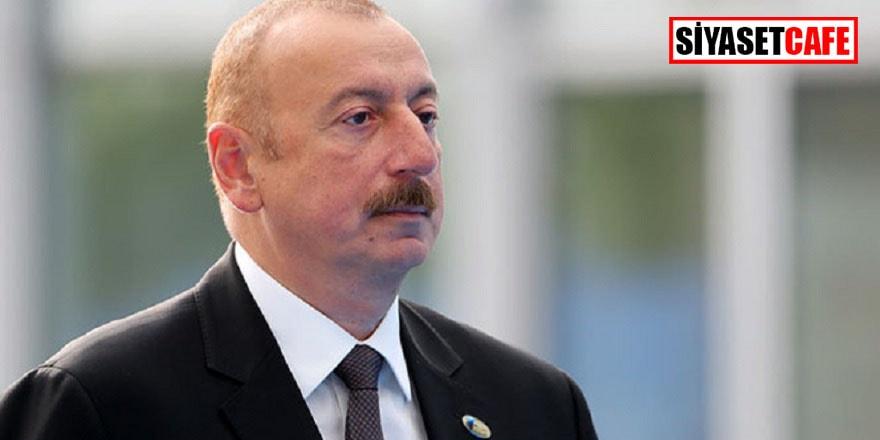 """Azerbaycan Cumhurbaşkanı İlham Aliyev: """"Türkiye'ye desteğimiz tam"""""""