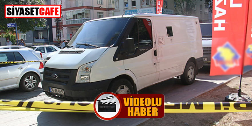 Ankara'da 4.4 milyonluk soygun!