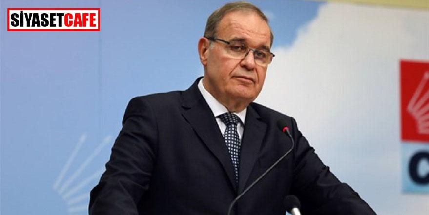 CHP Sözcüsü Faik Öztrak koronavirüs olduğunu açıkladı