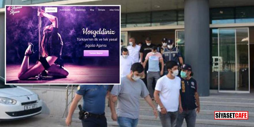 Bursa'da 14 erkeği 'jigolo' yapma vaadiyle kandıran çete çökertildi