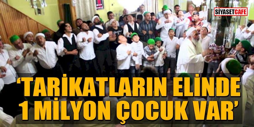 Prof. Dr. Esergül Balcı'dan korkutan açıklama: Tarikatların elinde 1 milyon çocuk var
