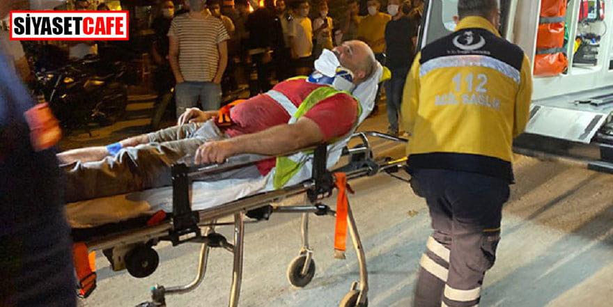 Kozyatağı Metro İstasyonu'nda kaza: 2 yaralı!