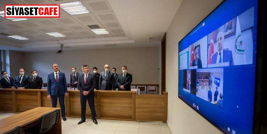Türkiye'de bir ilk: E-Duruşma uygulaması başladı